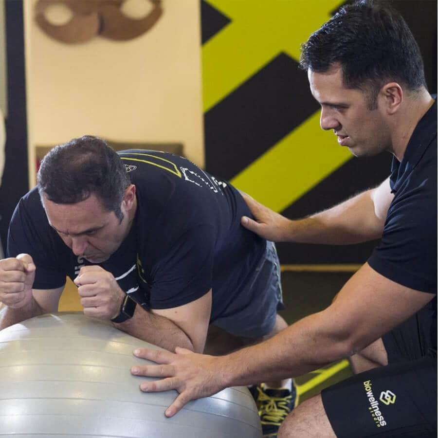 José Antônio Personal Training do Bio Wellness Studio.