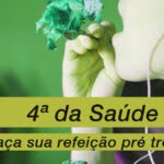 Alimentos que servem de pré treino na Bio Wellness Studio em Rio Preto